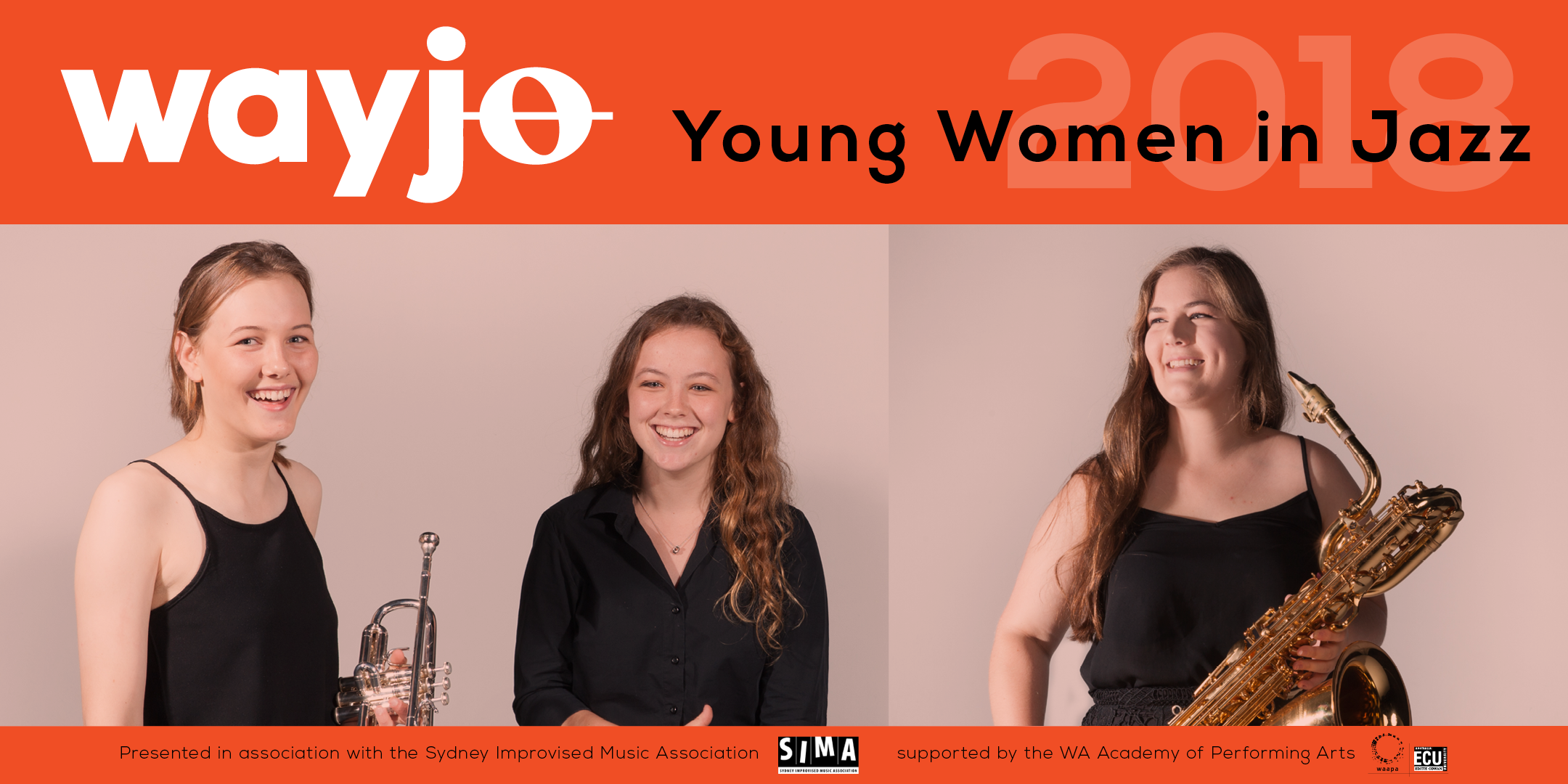2018 Young Women In Jazz