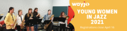 Young Women in Jazz 2021