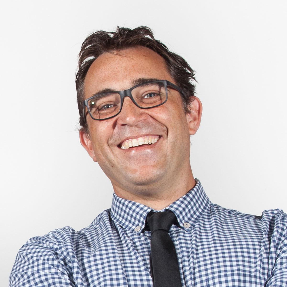 Outgoing WAYJO General Manager Simon Keen