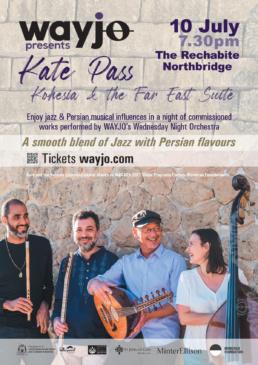 Kate Pass Kohesia & the Far East Suite