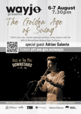 The Golden Age Of Swing 6-7 Aug