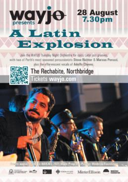 WAYJO presents Latin Explosion